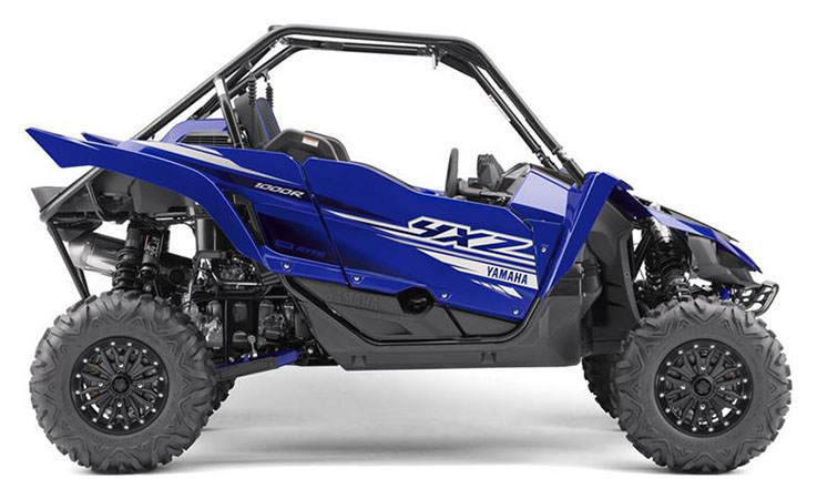 2019 Yamaha YXZ1000R SE in San Jose, California - Photo 1