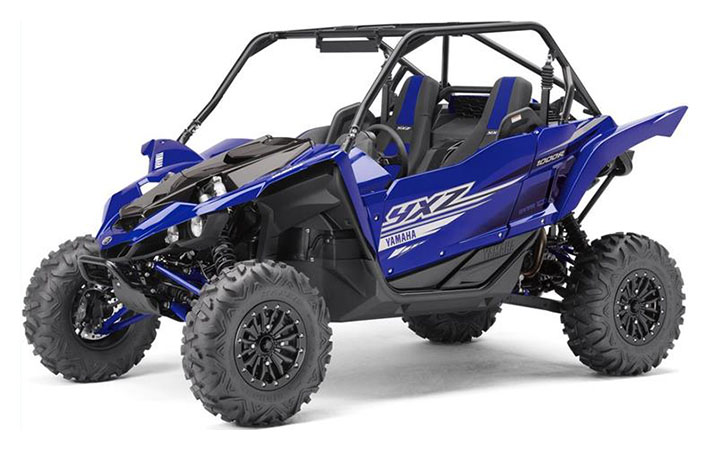 2019 Yamaha YXZ1000R SE in Brewton, Alabama - Photo 4