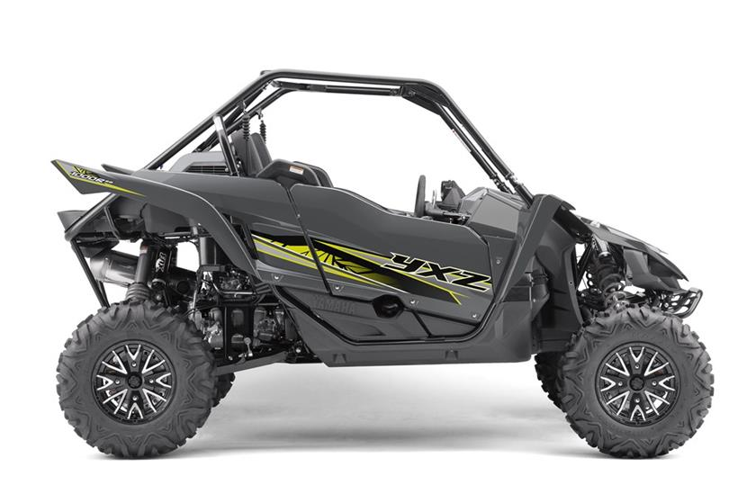 2019 Yamaha YXZ1000R SS in Albemarle, North Carolina