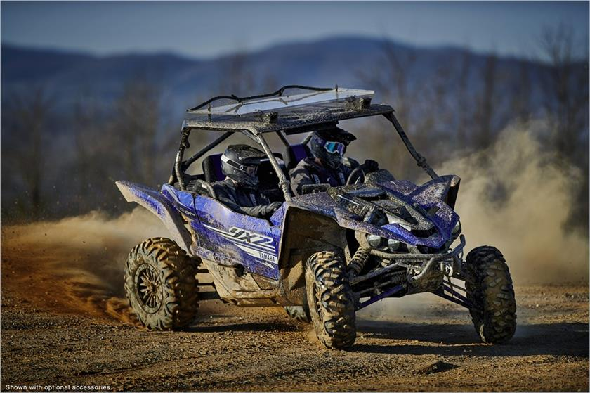 2019 Yamaha YXZ1000R SS SE in Shawnee, Oklahoma - Photo 8