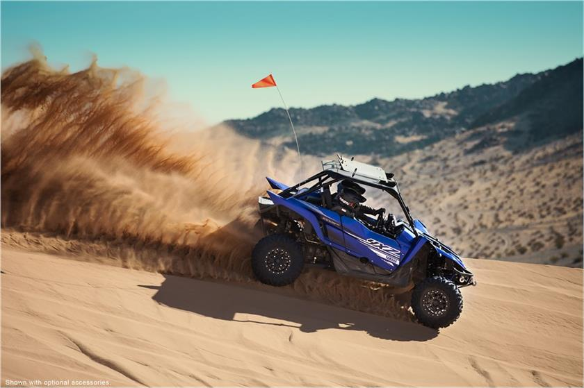 2019 Yamaha YXZ1000R SS SE in Hilliard, Ohio