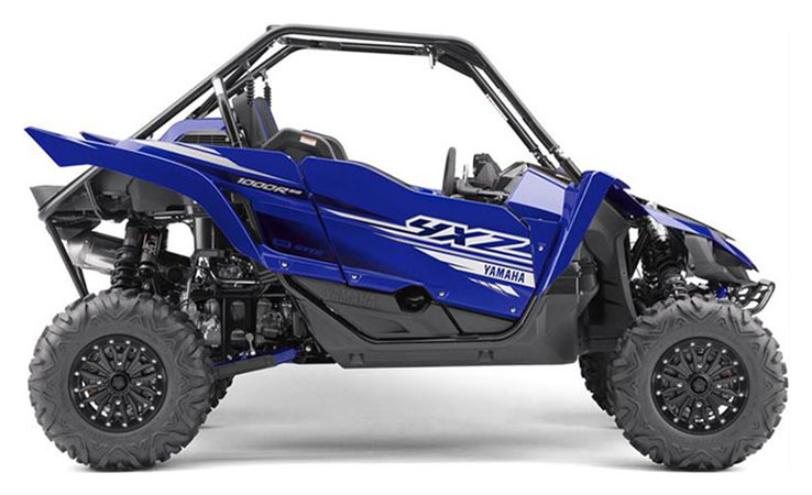 2019 Yamaha YXZ1000R SS SE in Johnson Creek, Wisconsin - Photo 1