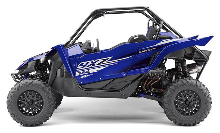 New 2019 Yamaha Yxz1000r Ss Se Utility Vehicles In Mio Mi Team Yamaha Blue