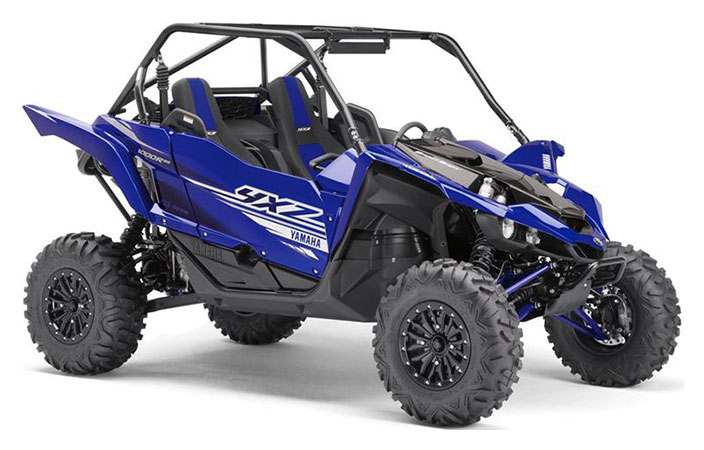 2019 Yamaha YXZ1000R SS SE in Trego, Wisconsin - Photo 4