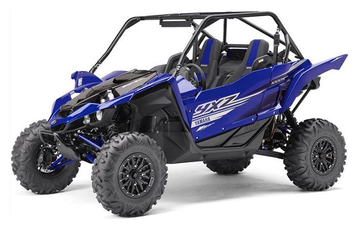2019 Yamaha YXZ1000R SS SE in Trego, Wisconsin - Photo 5
