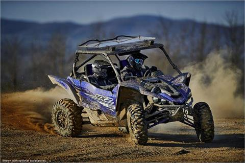 2019 Yamaha YXZ1000R SS SE in Trego, Wisconsin - Photo 9