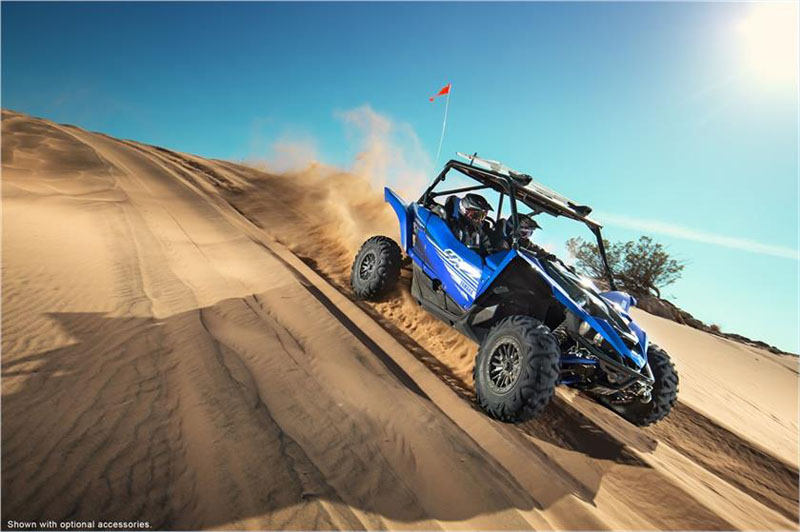 2019 Yamaha YXZ1000R SS SE in Appleton, Wisconsin - Photo 11
