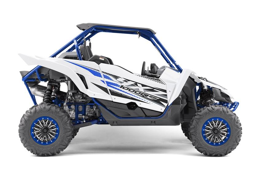 2019 Yamaha YXZ1000R SS SE in Greenville, North Carolina