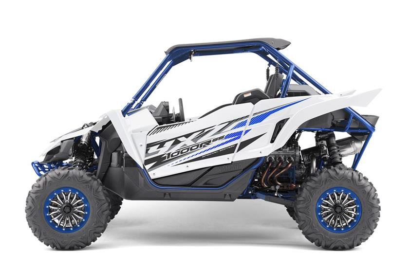 2019 Yamaha YXZ1000R SS SE in Santa Clara, California - Photo 2