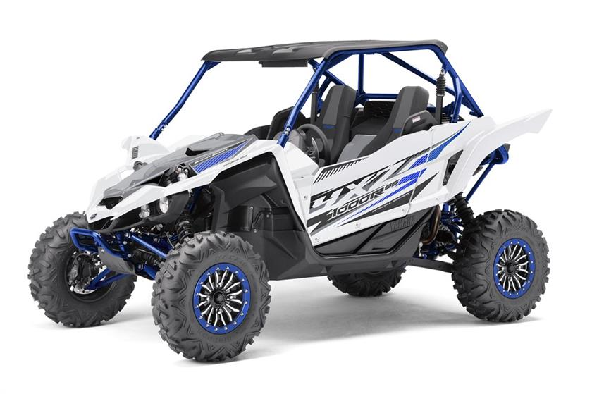 2019 Yamaha YXZ1000R SS SE in Santa Clara, California - Photo 4