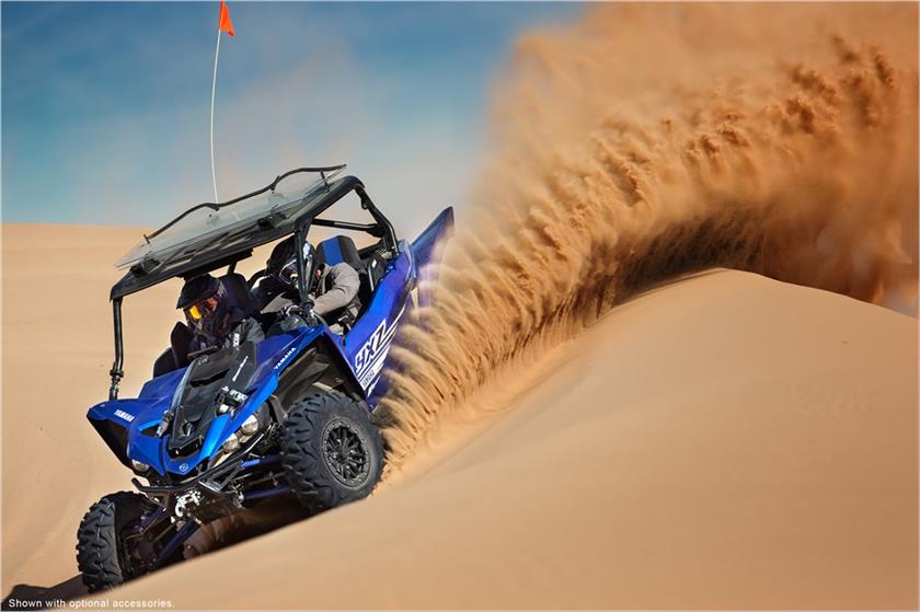 2019 Yamaha YXZ1000R SS SE in Zephyrhills, Florida - Photo 7