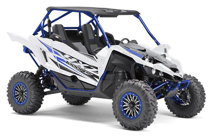 2019 Yamaha YXZ1000R SS SE in Frederick, Maryland - Photo 3