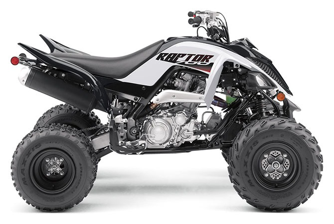 2020 Yamaha Raptor 700 in Missoula, Montana - Photo 1