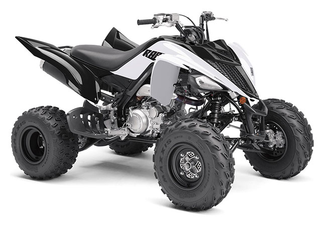 2020 Yamaha Raptor 700 in Dimondale, Michigan - Photo 10