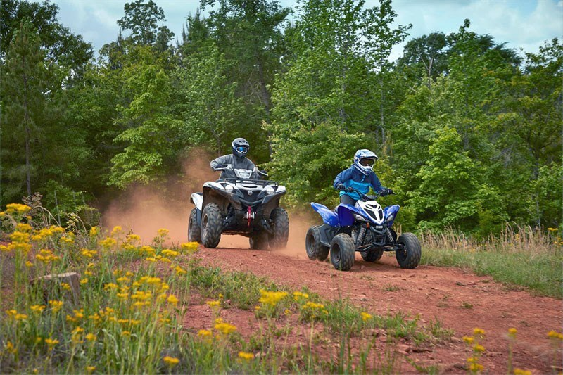 2020 Yamaha Raptor 90 in Johnson Creek, Wisconsin - Photo 4