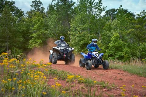 2020 Yamaha Raptor 90 in Trego, Wisconsin - Photo 4