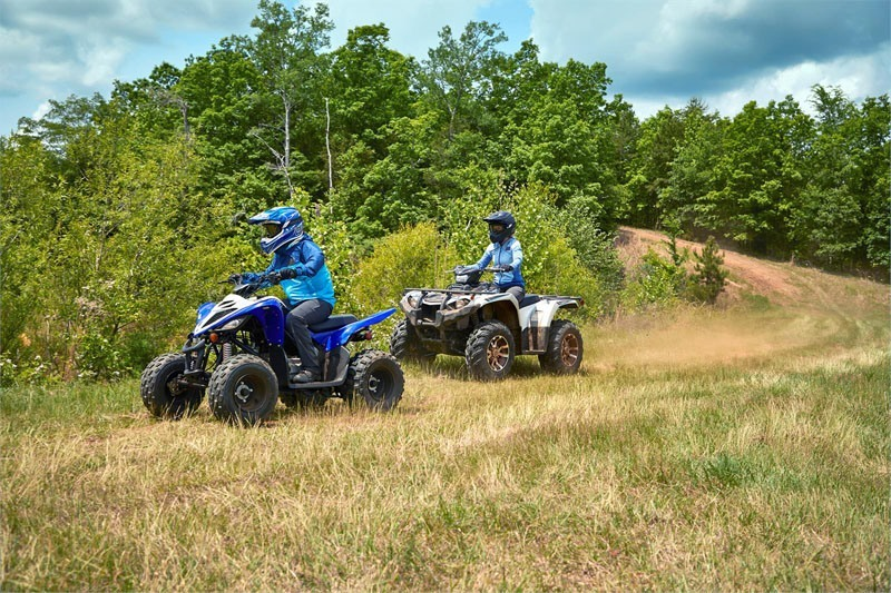 2020 Yamaha Raptor 90 in Trego, Wisconsin - Photo 5