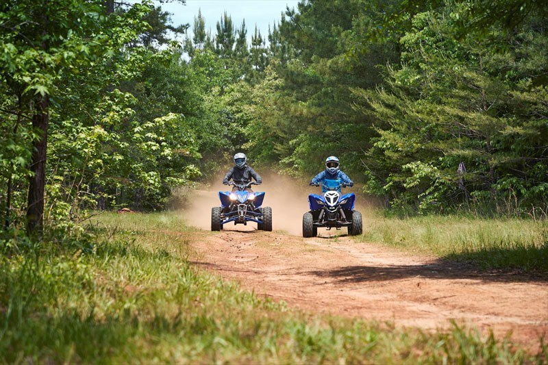 2020 Yamaha Raptor 90 in Trego, Wisconsin - Photo 6