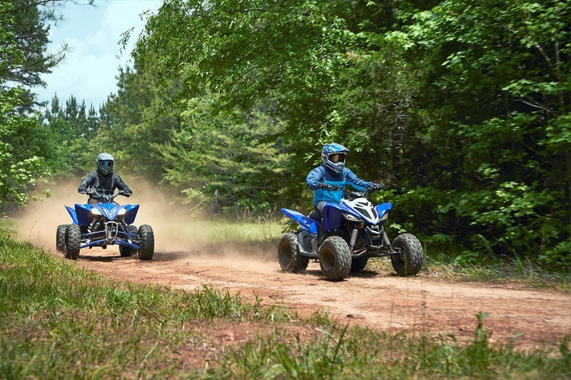2020 Yamaha Raptor 90 in Trego, Wisconsin - Photo 7