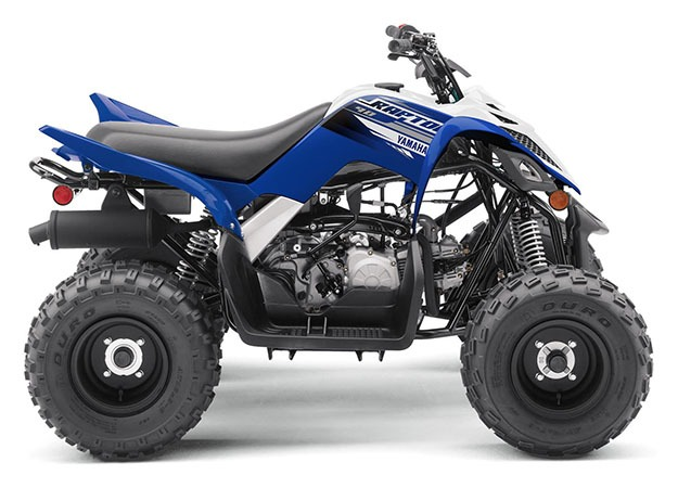 2020 Yamaha Raptor 90 in Trego, Wisconsin - Photo 1