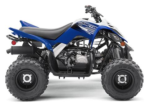 2020 Yamaha Raptor 90 in Lakeport, California