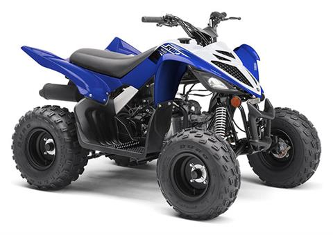 2020 Yamaha Raptor 90 in Trego, Wisconsin - Photo 2