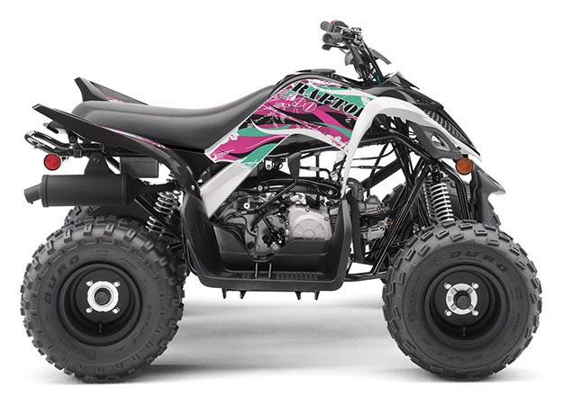 2020 Yamaha Raptor 90 in San Jose, California - Photo 3