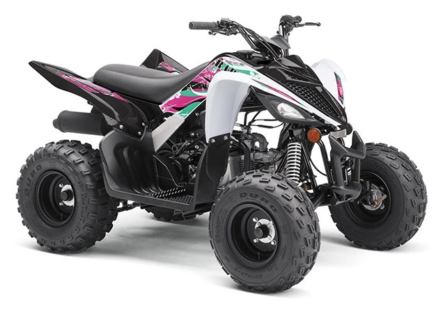 2020 Yamaha Raptor 90 in Dubuque, Iowa - Photo 4