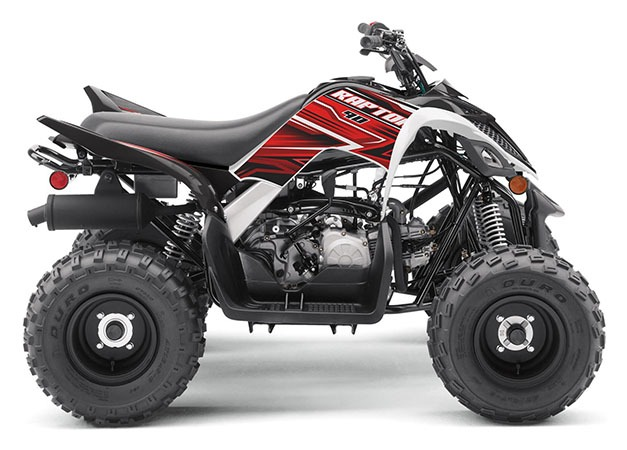 2020 Yamaha Raptor 90 in Cedar Falls, Iowa - Photo 1