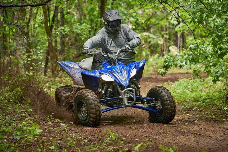 2020 Yamaha YFZ450R in Trego, Wisconsin - Photo 7