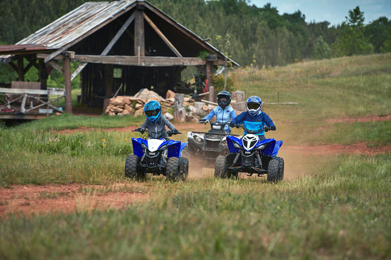 2020 Yamaha YFZ50 in Trego, Wisconsin - Photo 3