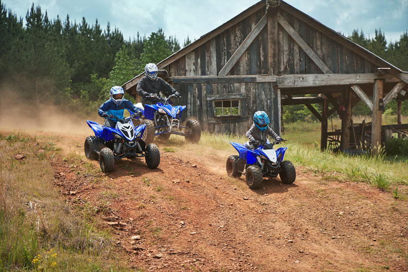 2020 Yamaha YFZ50 in Trego, Wisconsin - Photo 4