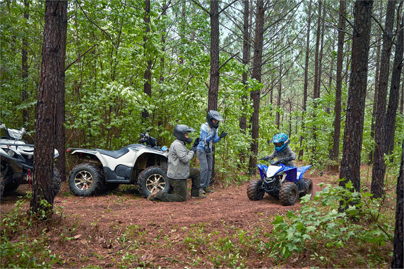 2020 Yamaha YFZ50 in Tamworth, New Hampshire - Photo 5