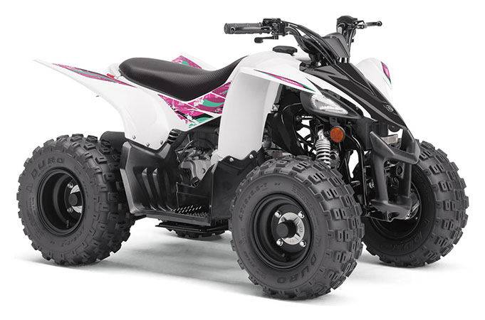 2020 Yamaha YFZ50 in Danbury, Connecticut - Photo 4