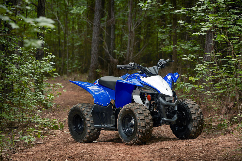 2020 Yamaha YFZ50 in Francis Creek, Wisconsin - Photo 8