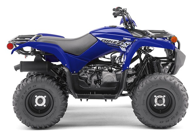 2020 Yamaha Grizzly 90 in Francis Creek, Wisconsin - Photo 1