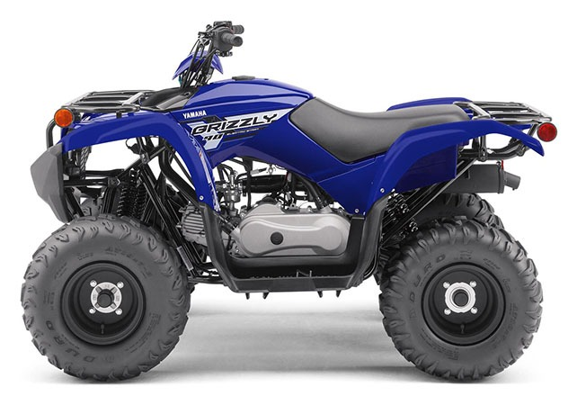 2020 Yamaha Grizzly 90 in Billings, Montana - Photo 2