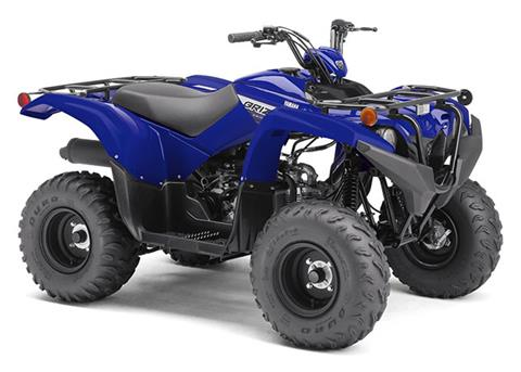 2020 Yamaha Grizzly 90 in Merced, California - Photo 3