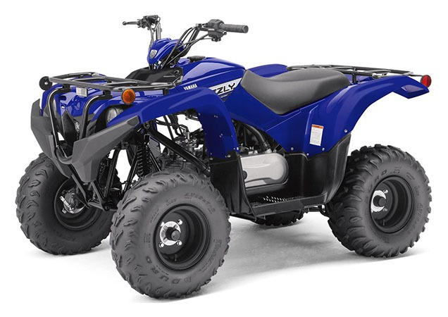 2020 Yamaha Grizzly 90 in Wichita Falls, Texas - Photo 4