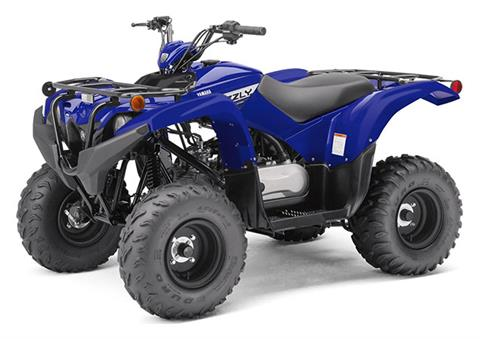 2020 Yamaha Grizzly 90 in Missoula, Montana - Photo 4