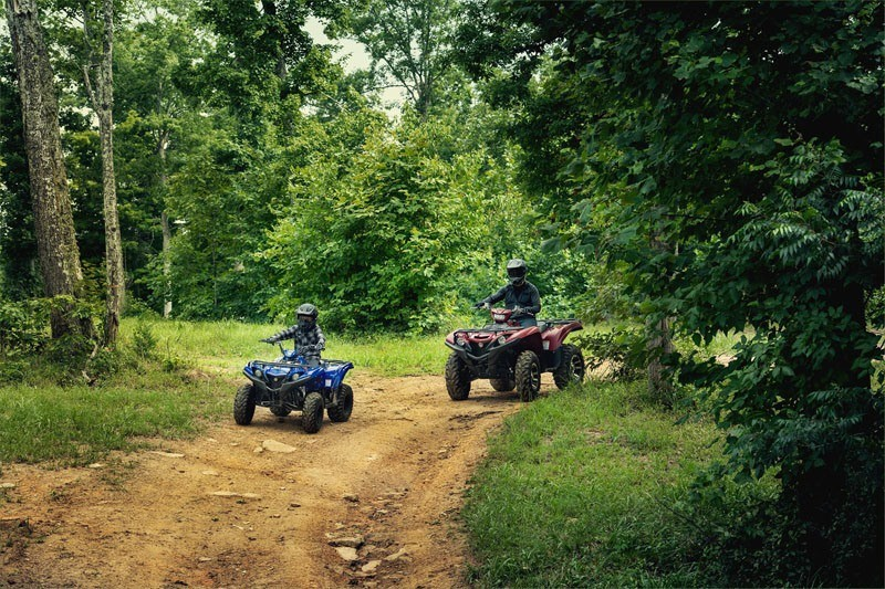 2020 Yamaha Grizzly 90 in Trego, Wisconsin - Photo 8