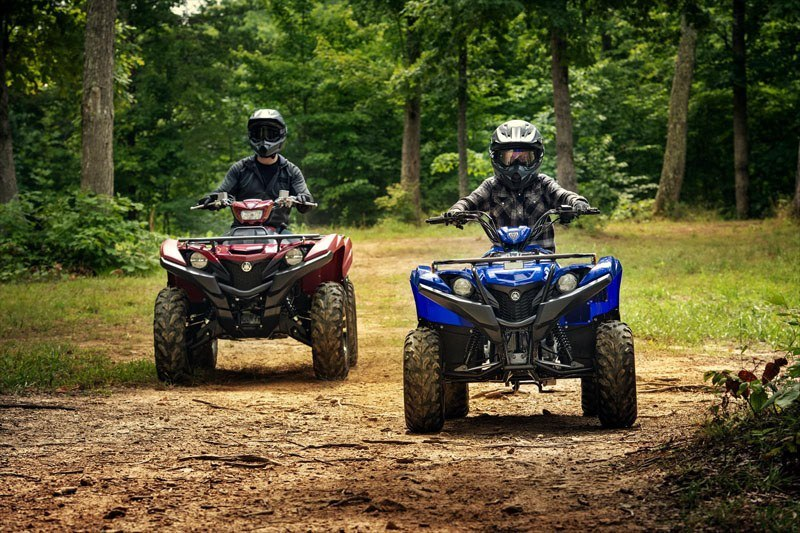 2020 Yamaha Grizzly 90 in Saint Helen, Michigan - Photo 9