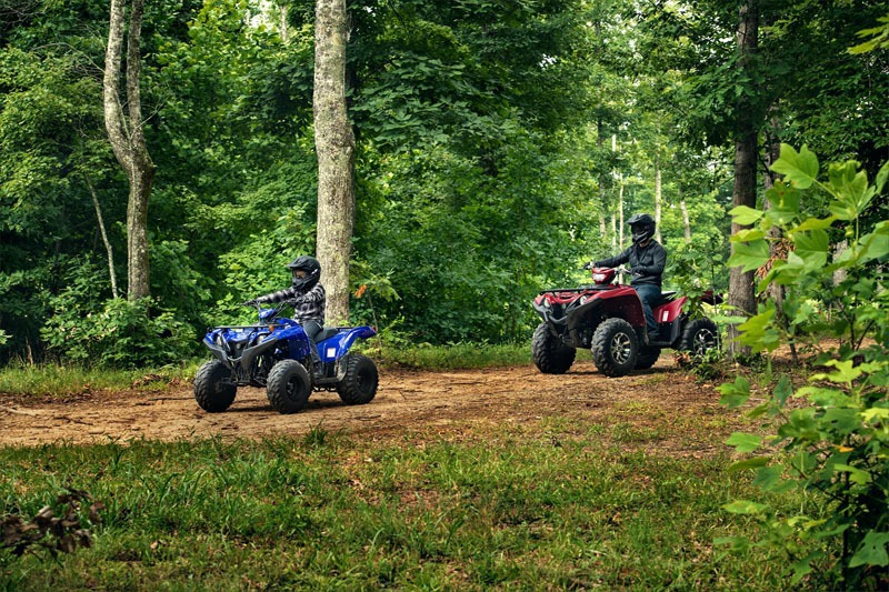 2020 Yamaha Grizzly 90 in Francis Creek, Wisconsin - Photo 10