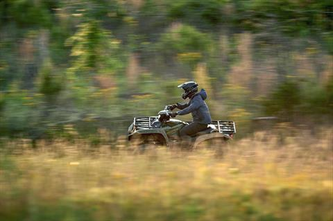 2020 Yamaha Grizzly EPS in Saint Helen, Michigan - Photo 5