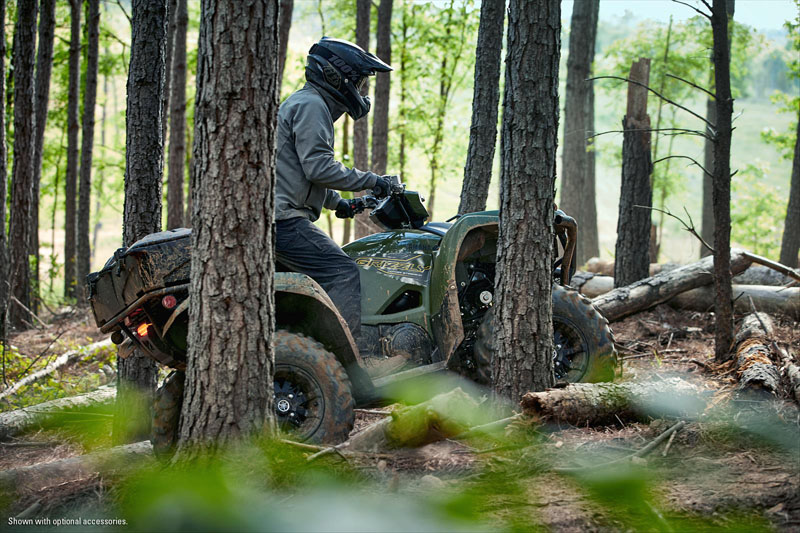 2020 Yamaha Grizzly EPS in Johnson Creek, Wisconsin - Photo 6