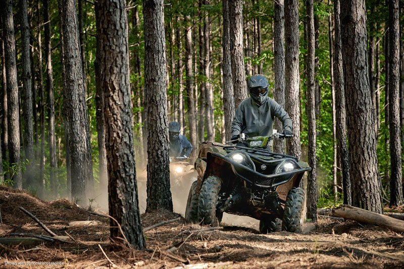2020 Yamaha Grizzly EPS in Johnson Creek, Wisconsin - Photo 7
