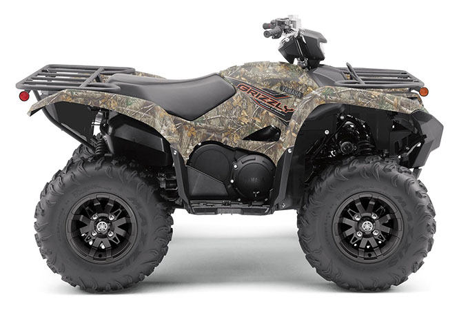 2020 Yamaha Grizzly EPS in Brilliant, Ohio - Photo 1