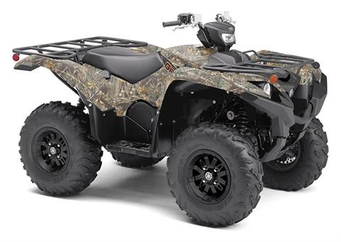 2020 Yamaha Grizzly EPS in Francis Creek, Wisconsin - Photo 2