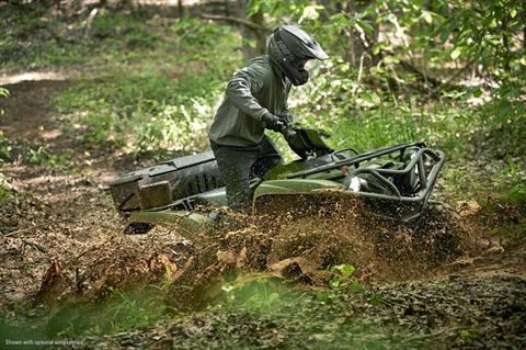 2020 Yamaha Grizzly EPS in Francis Creek, Wisconsin - Photo 3