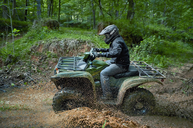 2020 Yamaha Grizzly EPS in Francis Creek, Wisconsin - Photo 4